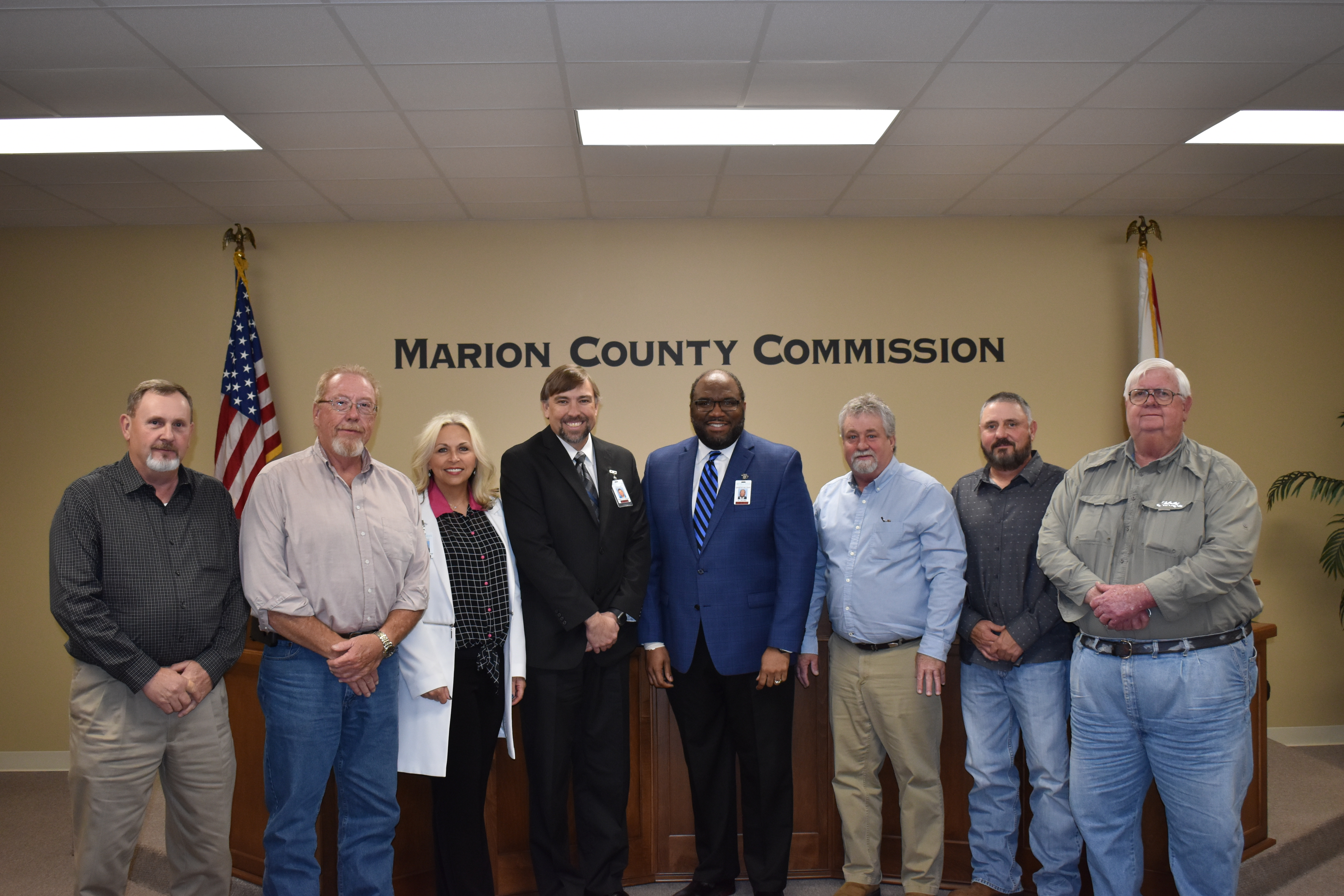 Bevill State Launches Truck Driver Training Program In Marion County Bevill State Community