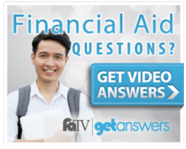 Financial Aid TV Portal Link